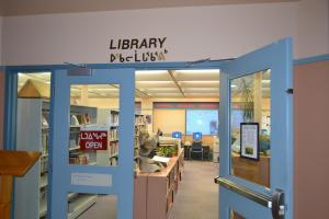 Nunavut Arctic College Nunatta Campus Library